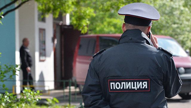 Полиция проверяет информацию о похищении человека на северо-западе Москвы