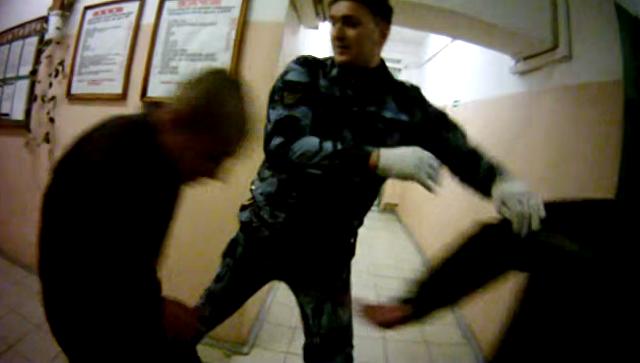 Скриншот из видео Новой газеты