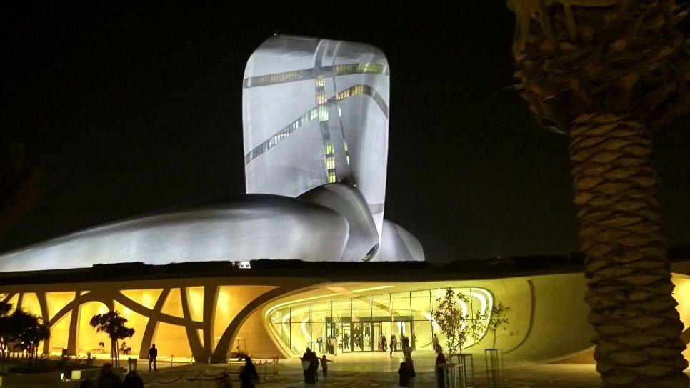 Центр всемирной культуры имени короля Абдулазиза в Саудовской Аравии