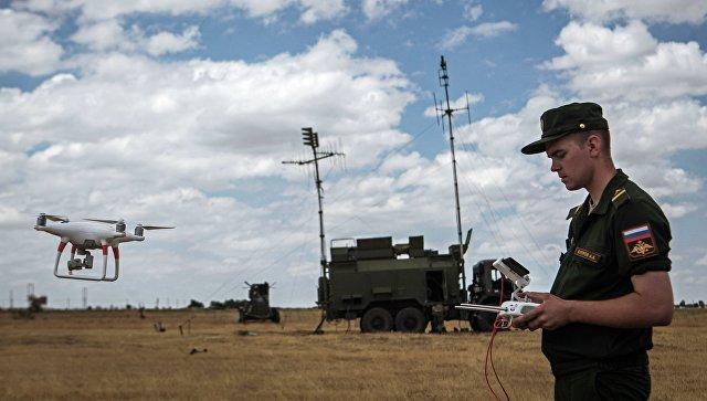 Военнослужащие ЮВО успешно применили беспилотники на учениях в Абхазии