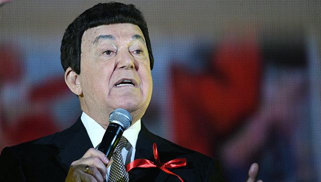 """В театре """"Новая опера"""" состоится концерт памяти Иосифа Кобзона"""