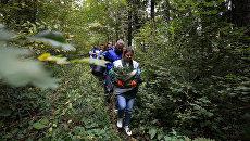 Волонтерская смена Путь воина завершилась в Алтайском заповеднике