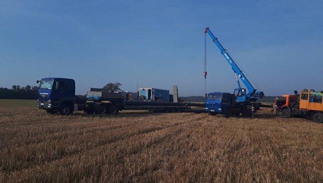 Стала известна причина аварии на газопроводе в Железногорске