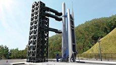 Ракето-носитель Naro-2 (KSLV-2). Архивное фото