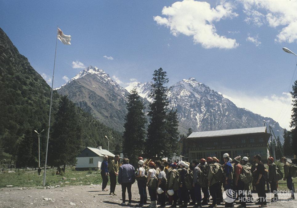 Спортивный лагерь Ала-Арча