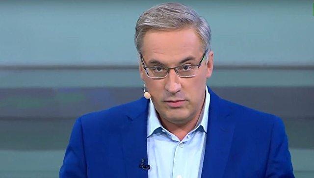 Ведущий телеканала НТВ Андрей Норкин