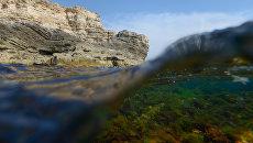 Заповедное урочище Атлеш в Крыму. Архивное фото