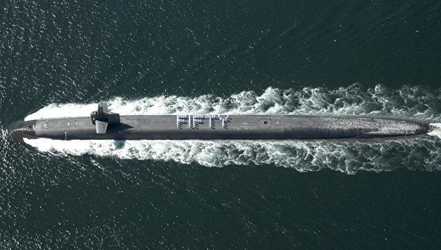 Подводная лодка USS Pennsylvania типа Огайо