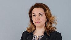 Директор департамента доходов Минфина России Елена Лебединская