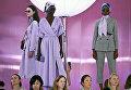Показ коллекции Kate Spade в рамках Недели моды в Нью-Йорке