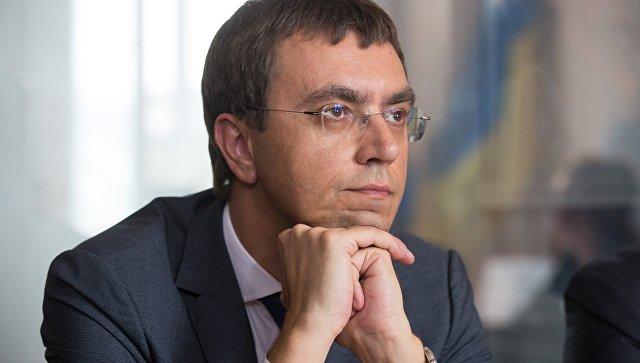 Владимир Омелян. Архивное фото