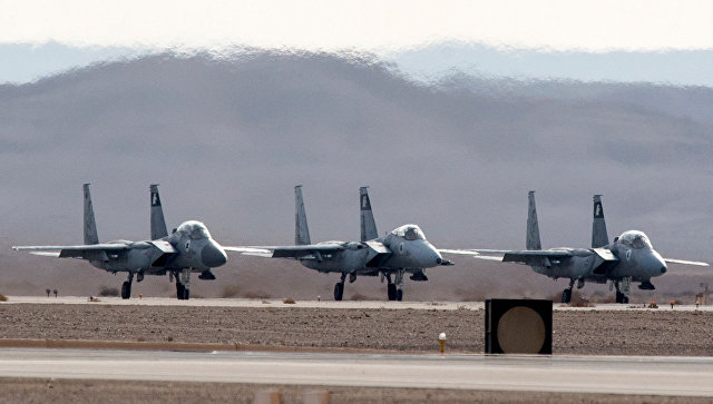 Израильские истребители F-16