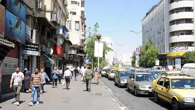 Дамаск, Сирия. Архивное фото