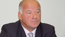 Российский политик, председатель Самарской Губернской думы Виктор Сазонов. Архивное фото