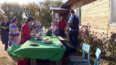 Делегация староверов из Южной Америки в Амурской области