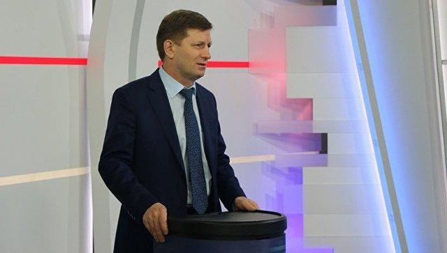 Сергей Фургал. Архивное фото