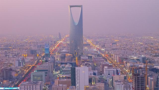 Королевская башня в столице Саудовской Аравии Эр-Рияде