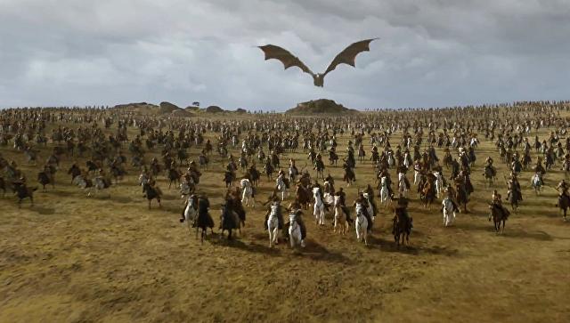 """СМИ опубликовали первое фото со съемок последнего сезона """"Игры престолов"""""""
