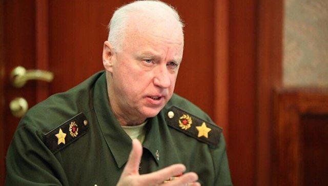 Бастрыкин поручил взять на контроль ряд дел в центральном аппарате СК