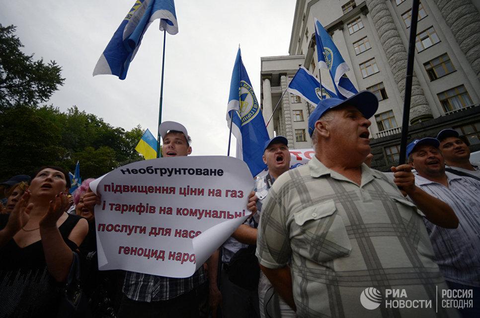 1529473774 - Кредиторы Украины дерутся за право первыми ее раздеть