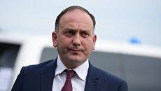 Министр иностранных дел Республики Абхазия Даур Кове. Архивное фото