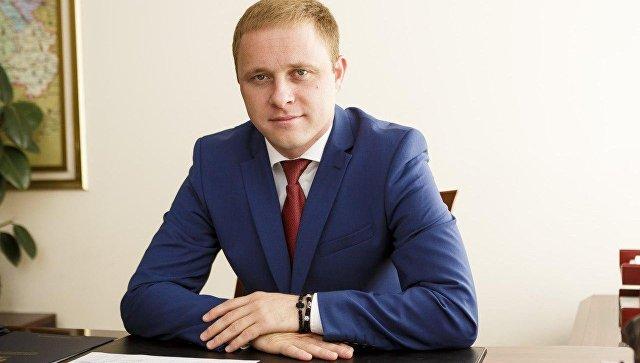 Вице-губернатор региона Василий Швец. Архивное фото