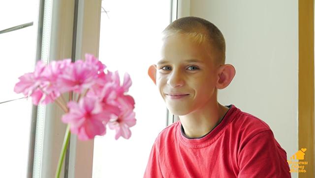 Артем М., июнь 2007, Калининградская область