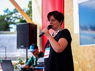 Основательница агентства социального рекрутинга Pruffi Алена Владимирская