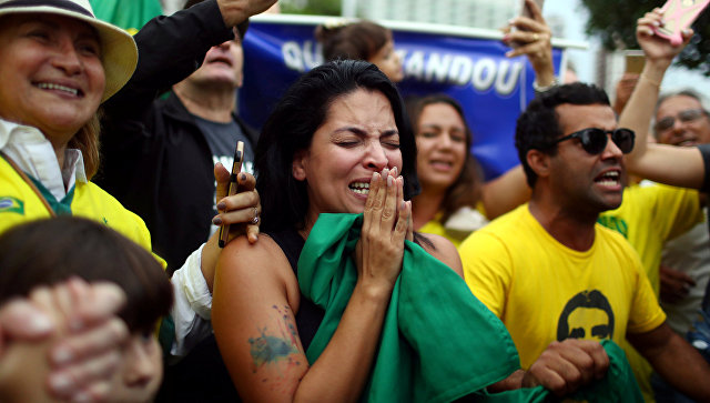 Президентские выборы в Бразилии