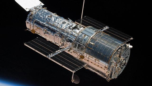 """Телескоп """"Хаббл"""" полностью возобновил работу, сообщили в НАСА"""