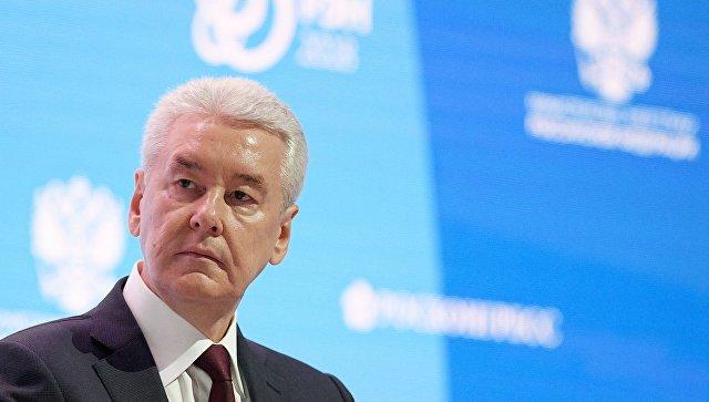 Доходы Москвы от легальных мигрантов растут, заявил Собянин
