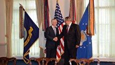 Визит министра обороны Греции Паноса Камменоса в США