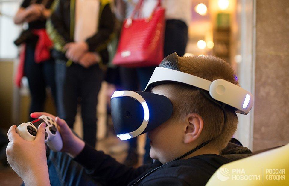 РИА Новости объявляет конкурс VR-проектов на фестивале NAUKA 0+ в Москве