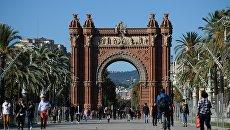 Города мира. Барселона