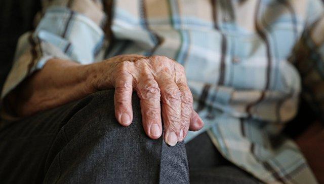 Пожилой мужчина. Архивное фото