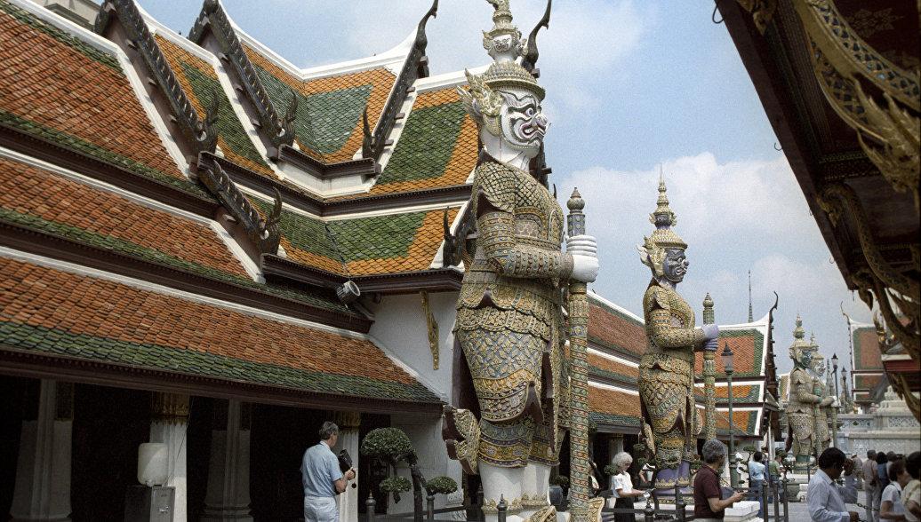 Город Бангкок. Архивное фото