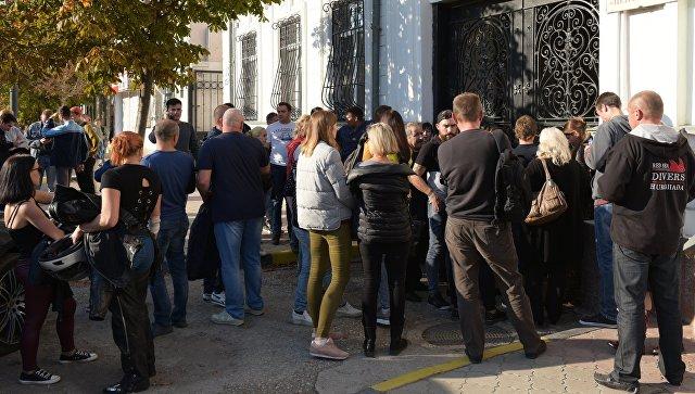 Власти заверили, что в Керчи достаточно донорской крови для пострадавших