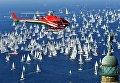 Парусная регата Барколана в Триестском заливе
