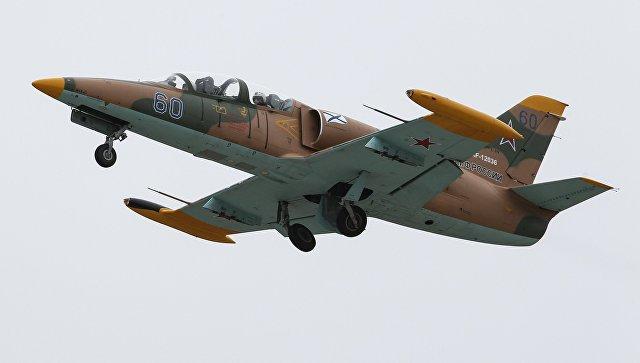 В Минобороны сообщили об обнаружении фрагментов тел летчиков с Л-39