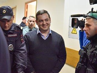Оглашение приговора Эрику Китуашвили