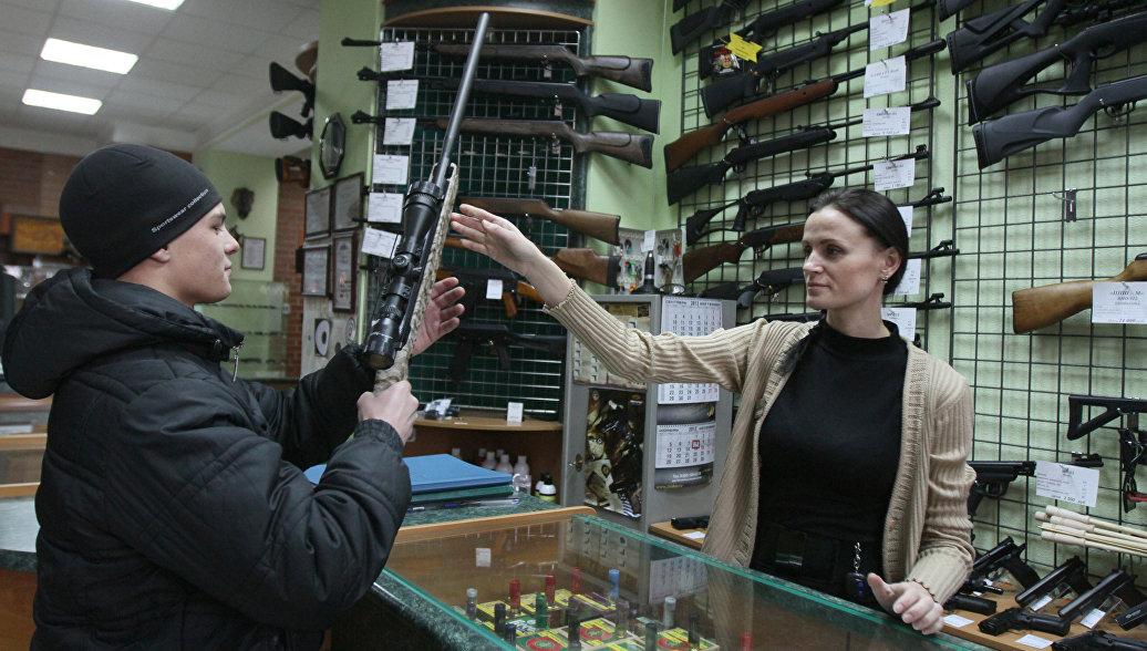 Росгвардия предложила внести поправки в правила хранения оружия
