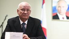 Губернатор Оренбургской области Юрий Берг. Архивное фото