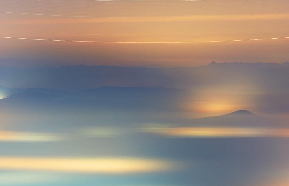 Работа фотографа Ferenc Szémár Circumpolar. Конкурс Insight Astronomy Photographer of the year 2018