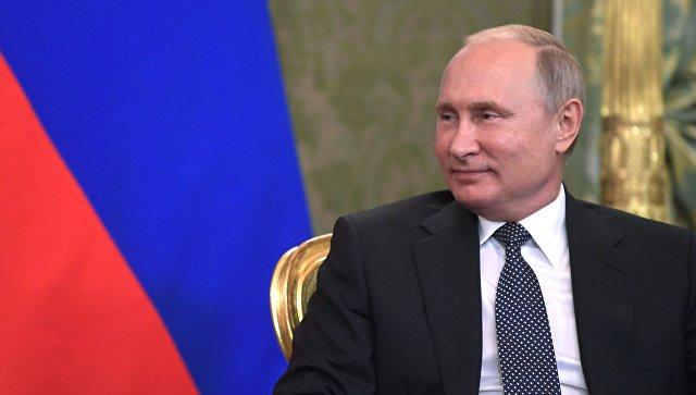 Путин рассказал о популярности российско-итальянского бренда