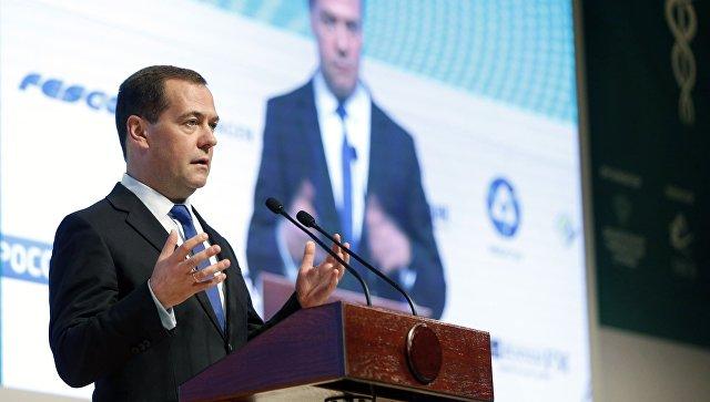 Медведев рассказал о выгодах от введения электронной таможни