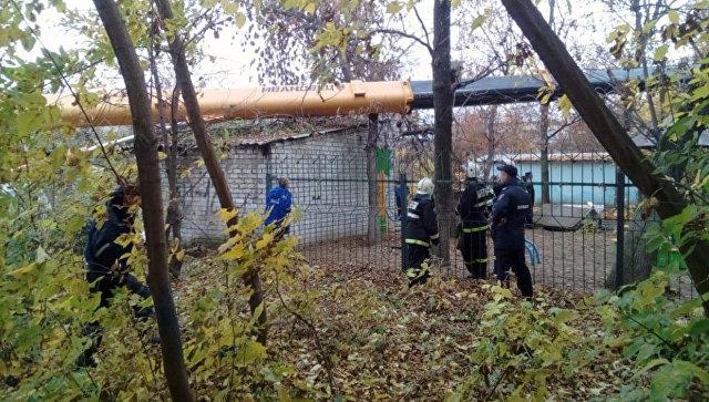 ЕР просит установить виновных в падении автокрана в Нижнем Новгороде