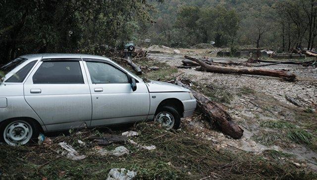 Кубанская епархия начала сбор вещей и продуктов для пострадавших в Туапсе