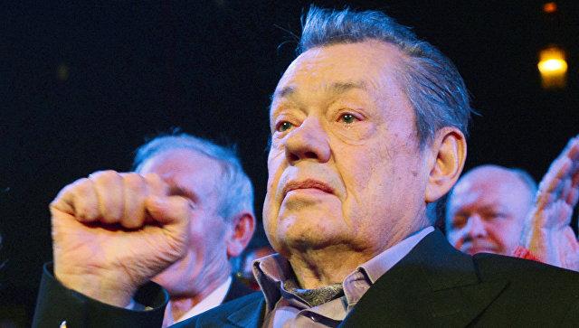 Караченцов ушел из жизни незаслуженно рано, заявила Проклова