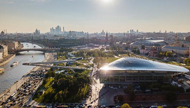 В московском Зарядье пройдет десятичасовой Бах марафон