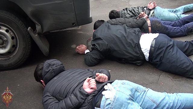 Боевики ИГ* готовили теракты в Москве